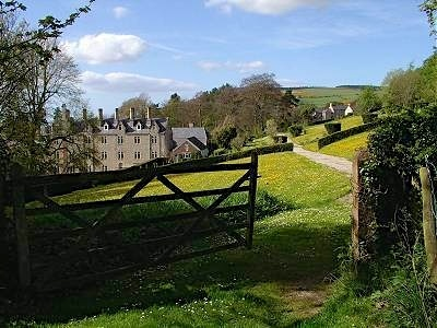 St Beuno's Jesuit Spirituality Centre in North Wales