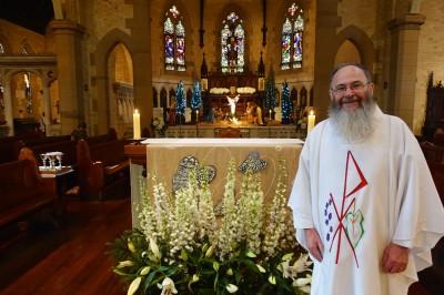 Fr Chris Jenkins SJ