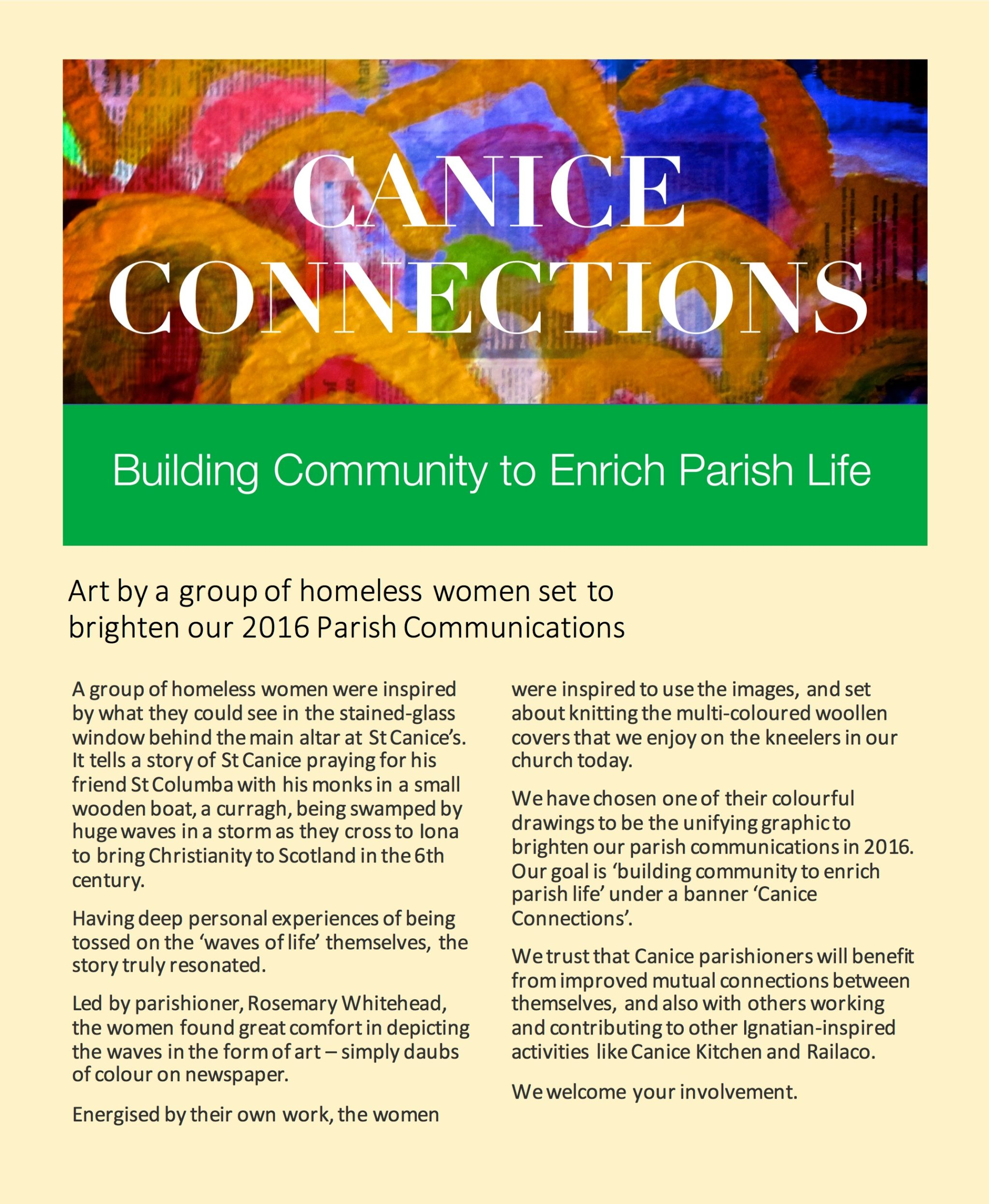 Canice Art and Connections