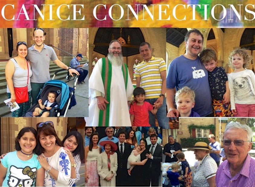 Canice Connections 31 Jan 2016