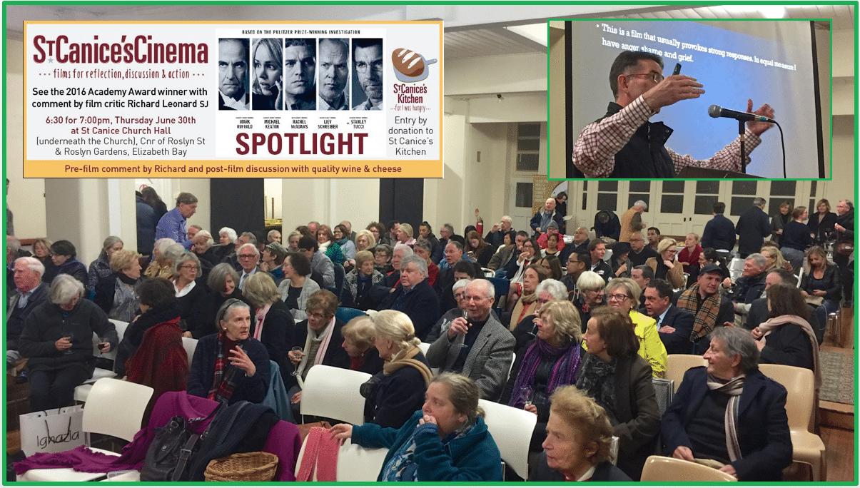 Spotlight audience