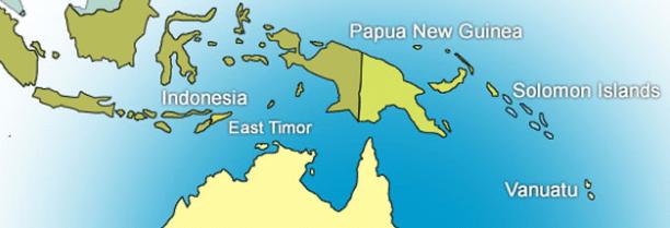 East Timor is our nearest neighbour